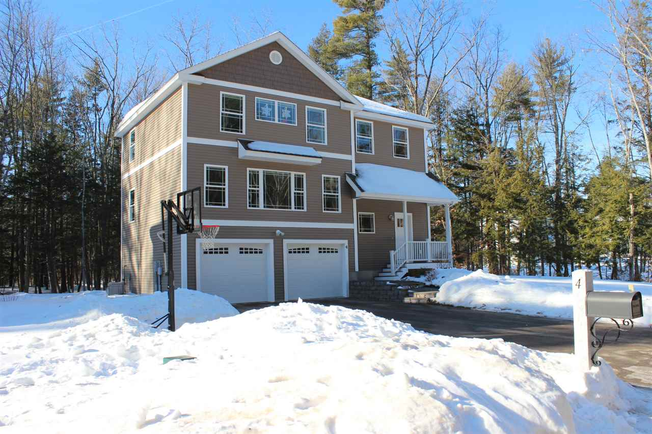 4 kennedy circle brentwood nh 03833 mls 4672378 for Brentwood builders
