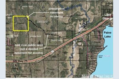Sese Us Hwy 71 Lake George Township Mn 56458 Mls 4324381 - Us-highway-71-map