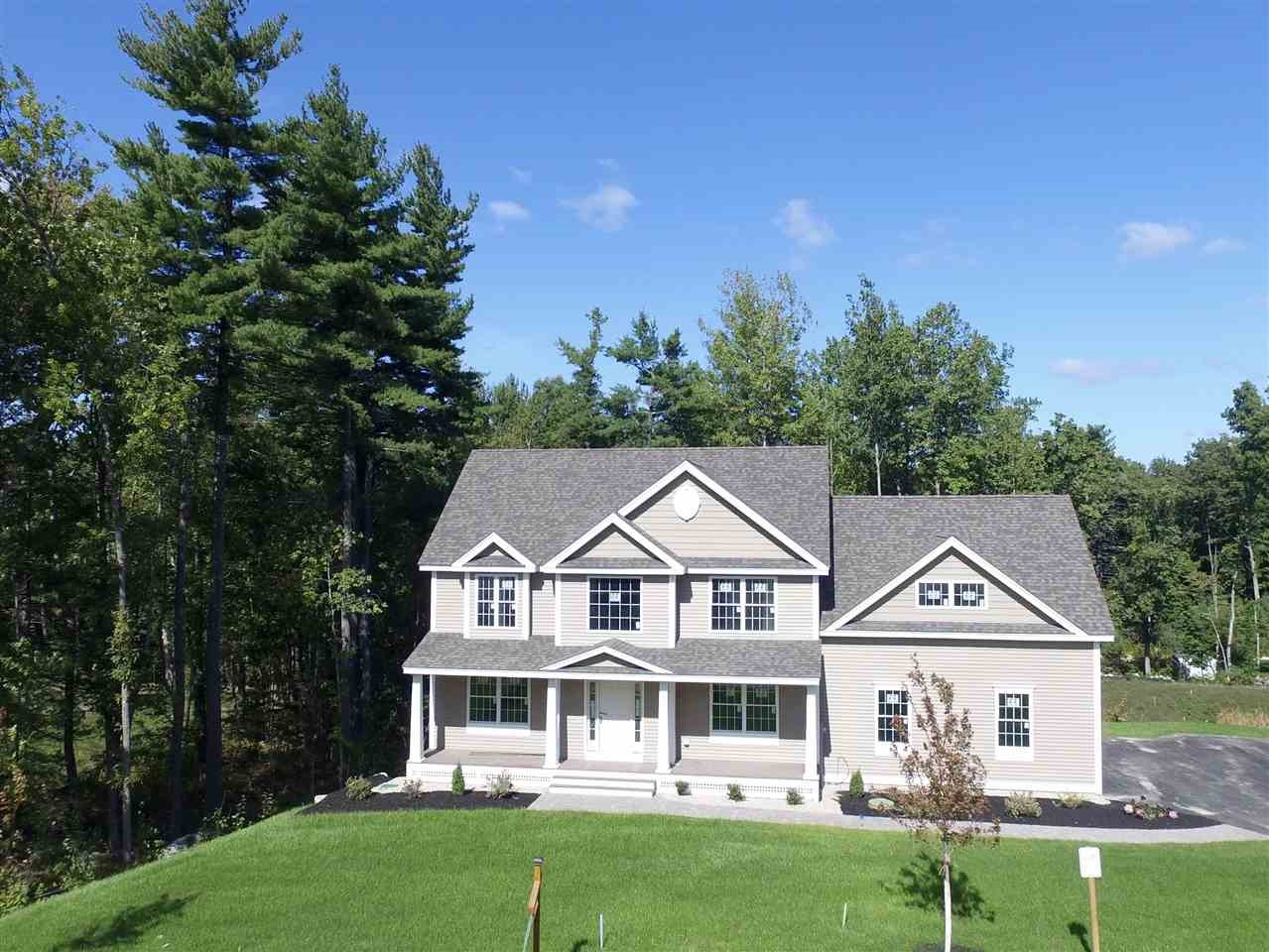 New Construction Homes In Salem Nh