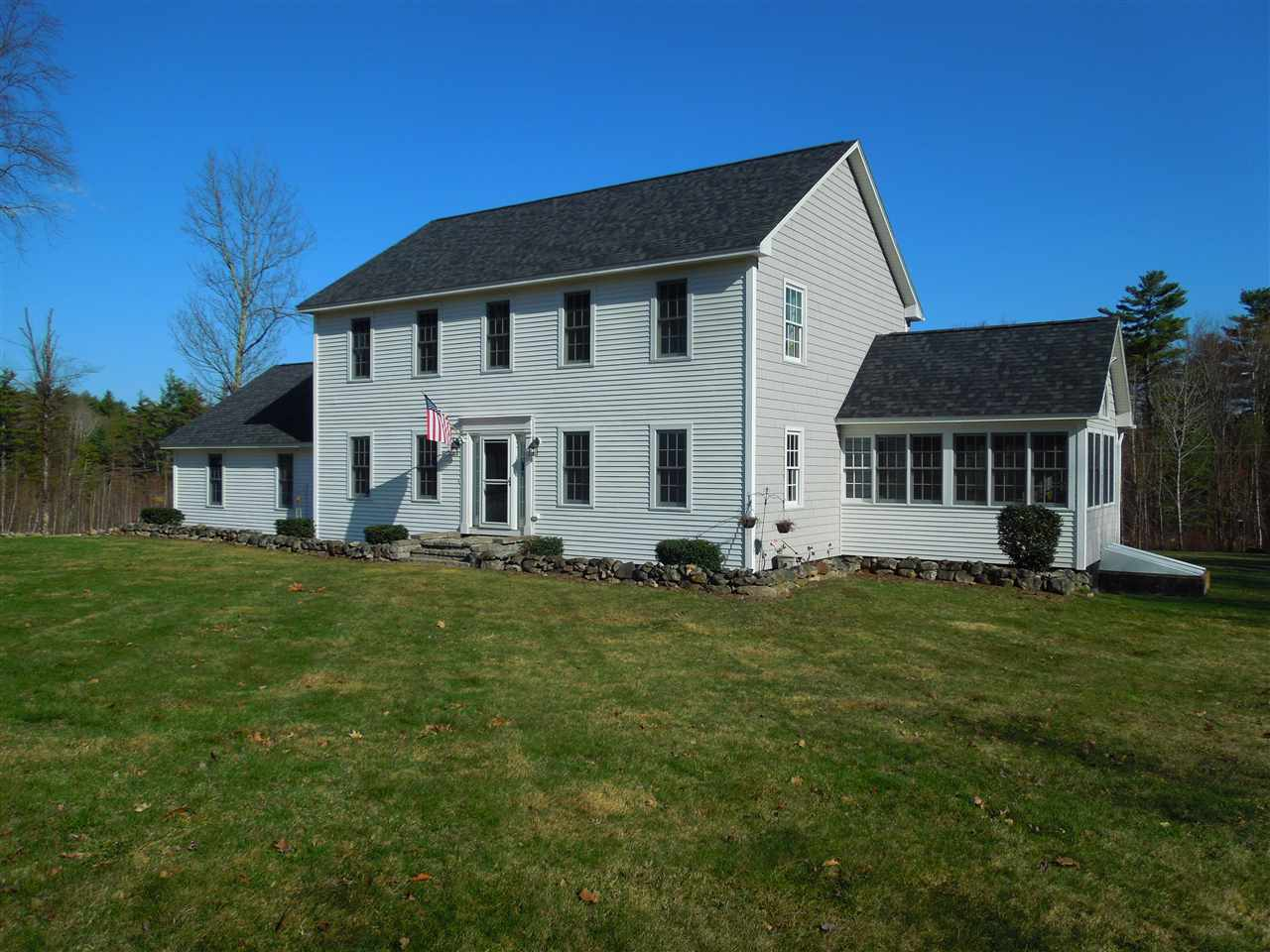 Homes For Sale In New Hampton New Hampshire