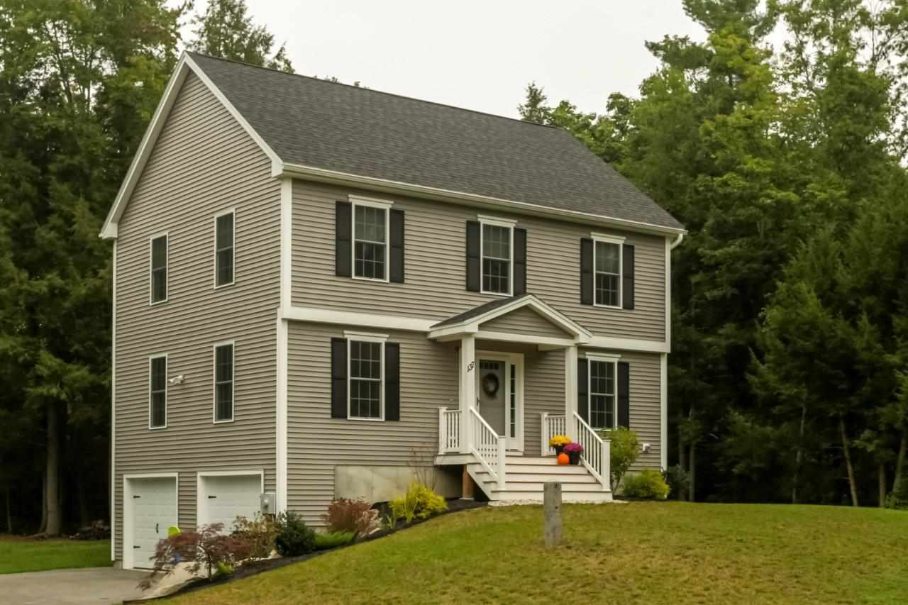Coachman DR, Barrington - NH   US New Hampshire ZIP Code