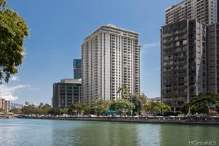 1717 Ala Wai Boulevard #1408 - Photo 1