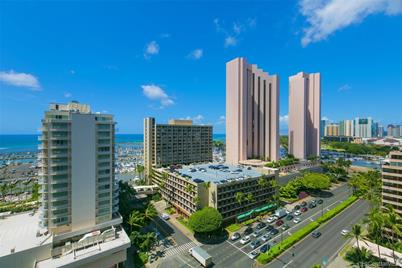1778 Ala Moana Boulevard #1801 - Photo 1