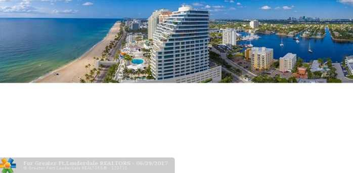1 N Fort Lauderdale Beach Blvd, Unit #1703 - Photo 7