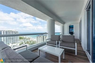 551 N Fort Lauderdale Beach Blvd, Unit #1802 - Photo 1