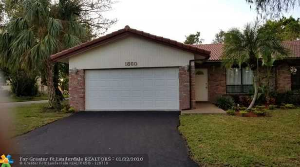 1860 Nw 93rd Ter Coral Springs Fl 33071 Mls F10095776 Coldwell