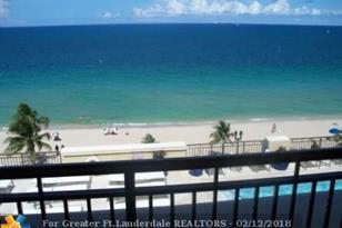 601 N Fort Lauderdale Beach Blvd, Unit #708 - Photo 1