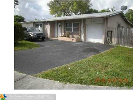 540 NW 98th Ave - Photo 1