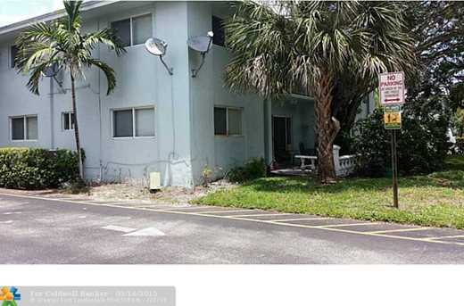 4271 NW 5th St, Unit # 104 - Photo 1