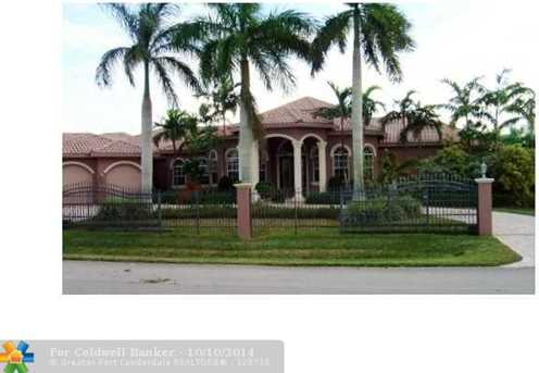 12380 NW 14th St - Photo 1