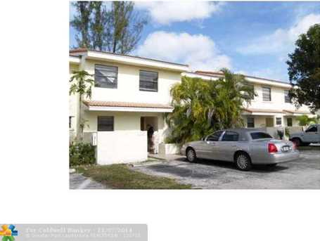 10989 Royal Palm Blvd, Unit # 8 - Photo 1