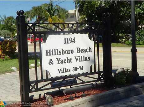 1194 Hillsboro Mile, Unit # 43 - Photo 1