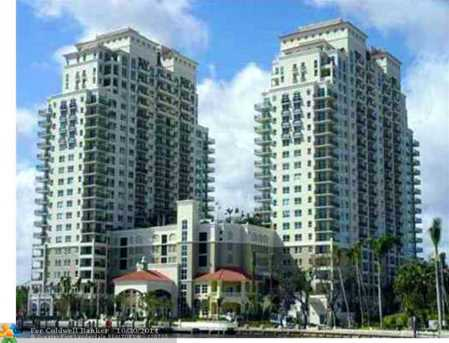610 W Las Olas Blvd, Unit # 1118N - Photo 1
