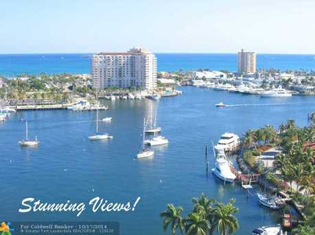2500 E Las Olas Blvd, Unit # 1807 - Photo 1