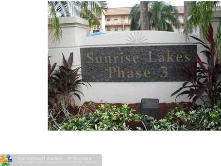 9001 Sunrise Lakes Blvd, Unit # 204 - Photo 1