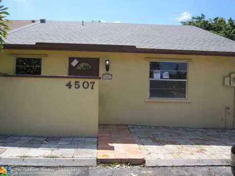 4507 NW 6th Ave, Unit # 4507 - Photo 1