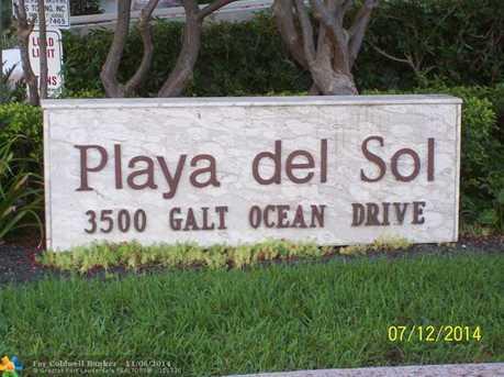 3500 Galt Ocean Dr, Unit # 1112 - Photo 1