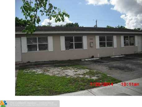 2140 NW 21st Ter, Unit # 1-2 - Photo 1