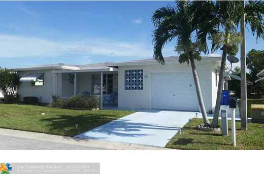 6980 NW 10th Ct - Photo 1