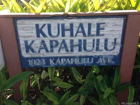 1023 Kapahulu Avenue #27 - Photo 1