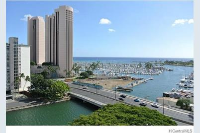 1650 Ala Moana Boulevard #1407 - Photo 1