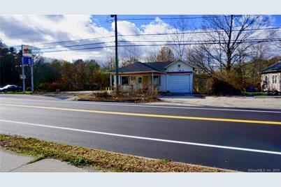 869 No. Main Street, Killingly, CT 06239 Killingly Street Ri Road Map on