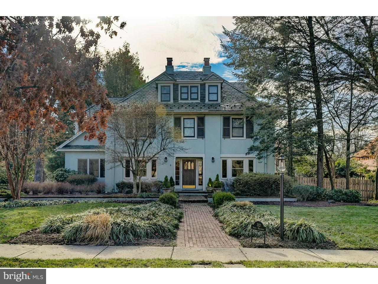 312 s hinchman ave haddonfield nj 08033 mls 1000346455 for South jersey home builders