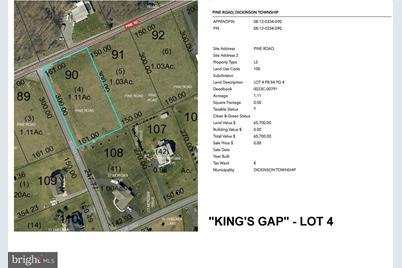Pine Road Kings Gap - Pine Road #LOT 4 - Photo 1