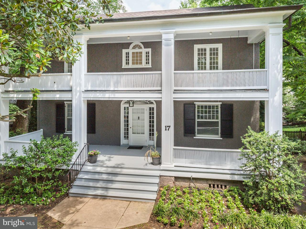 17 hesketh street chevy chase md 20815 mls 1000054381 - Maison ecologique maryland chavy chase ...