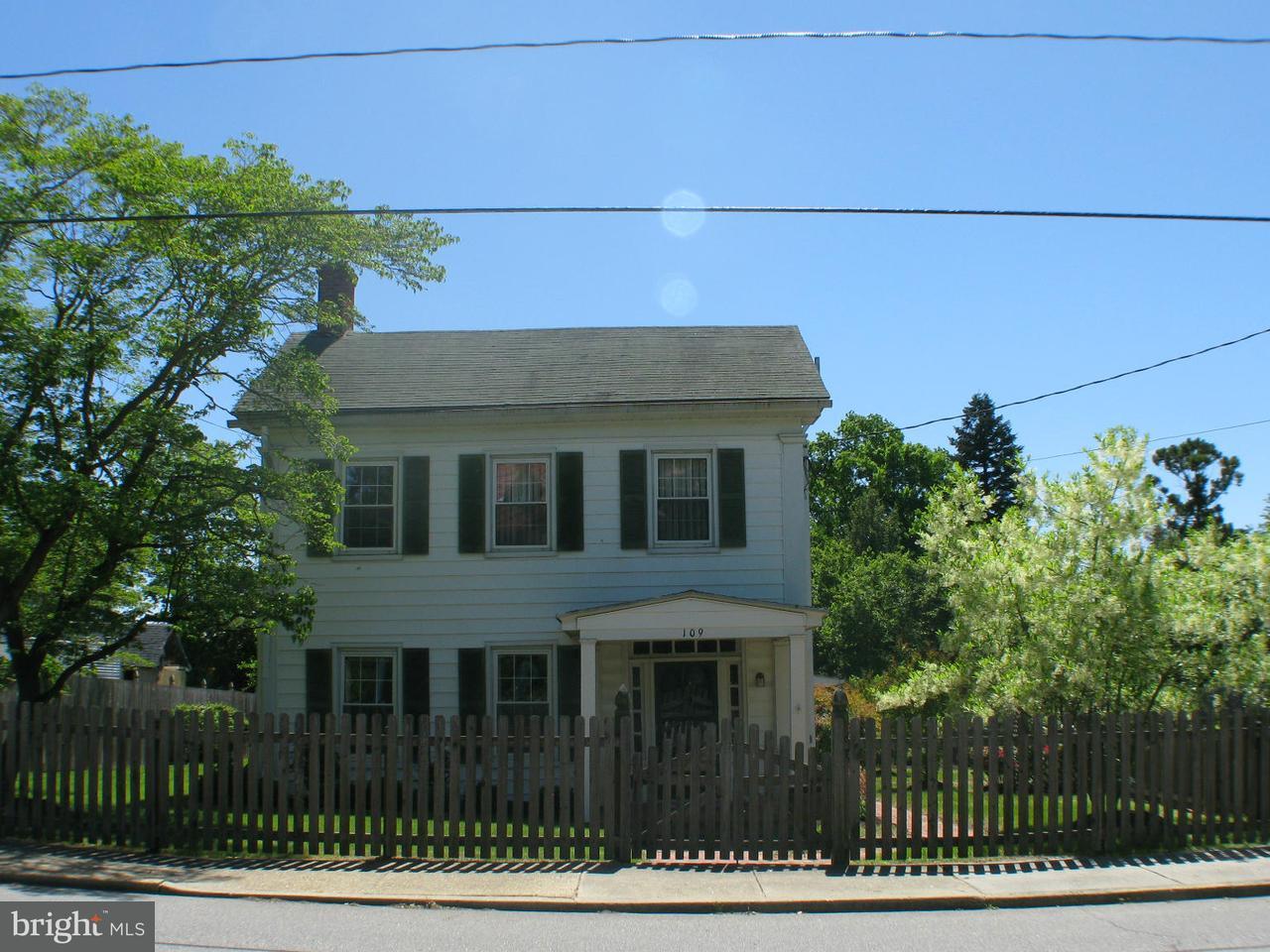 109 maple avenue preston md 21655 mls 1000079583 for Preston house