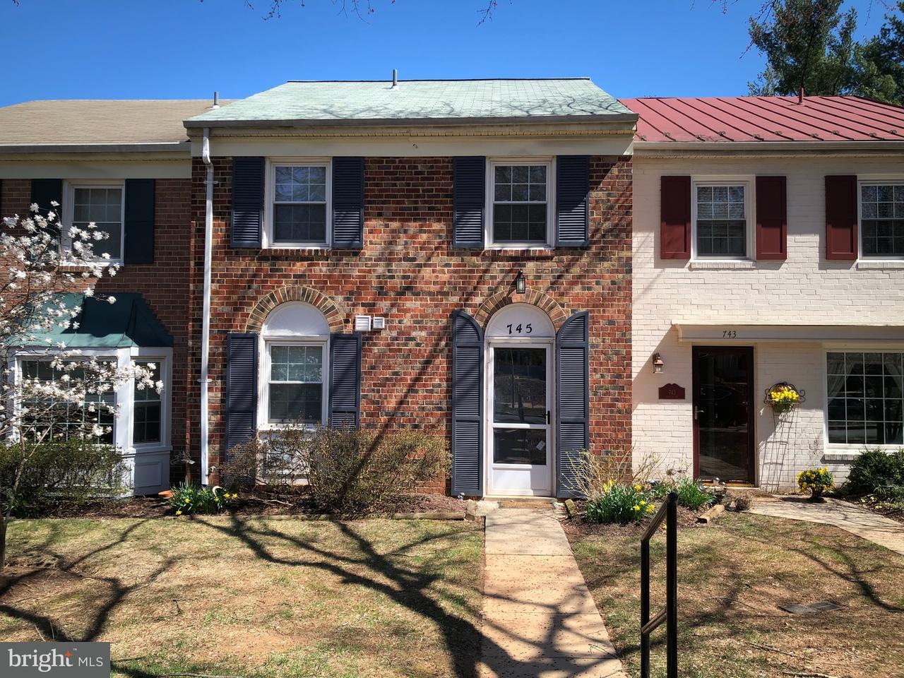 Homes For Sale Azalea Drive Rockville