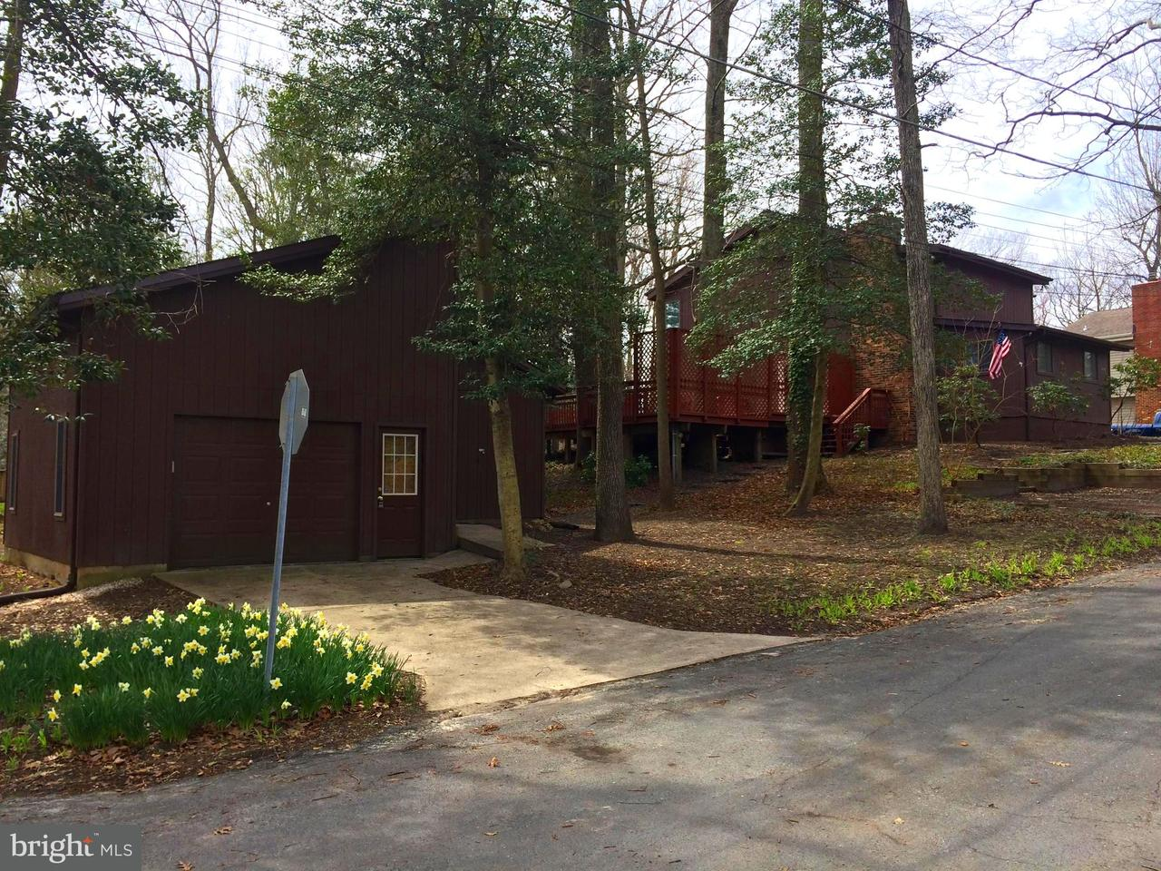 Waterfront Homes For Sale In Crownsville Maryland