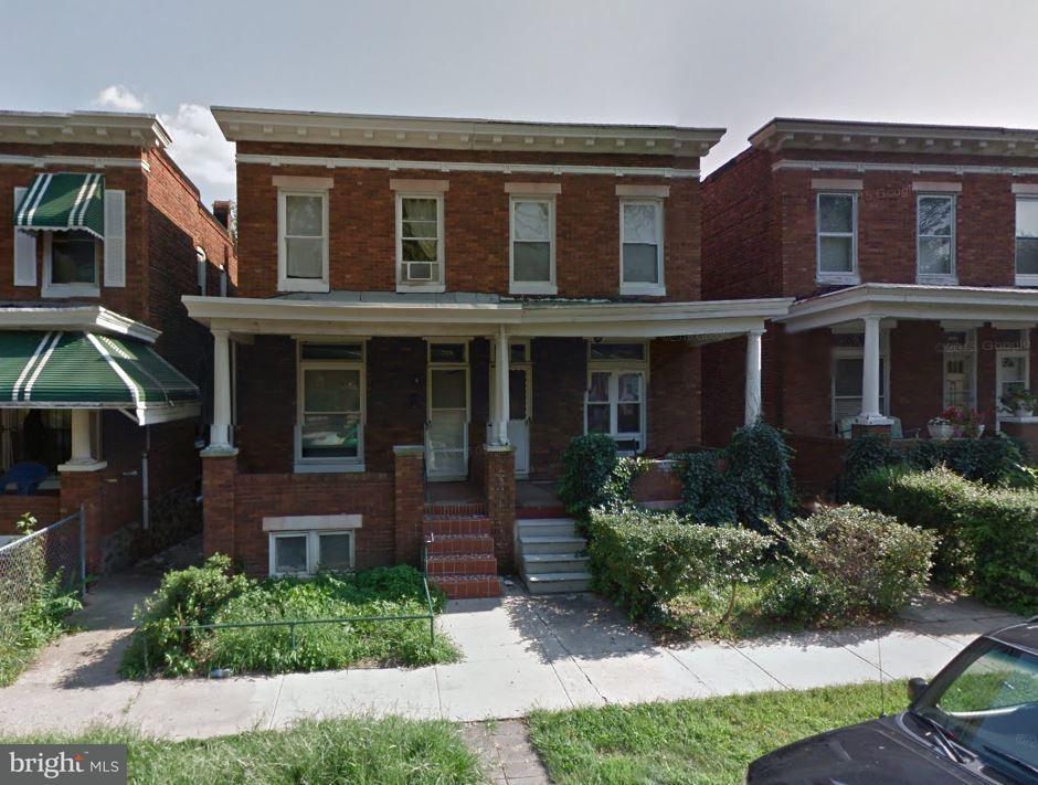 3137 Baker Street Baltimore Md 21216 Mls 1004269045