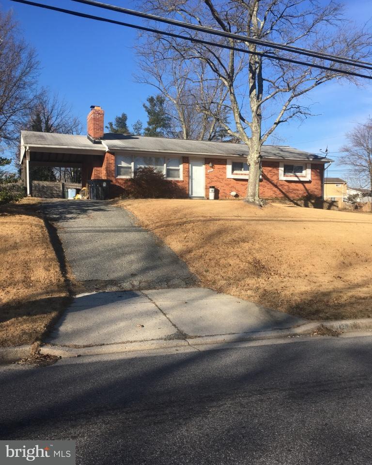 Temple Hills Maryland: 6201 Middleton Lane, Temple Hills, MD 20748