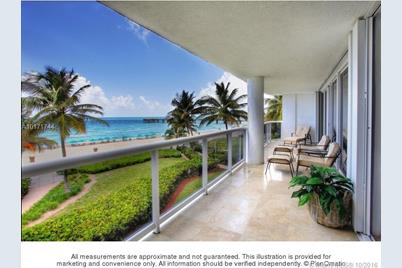 16711 Collins Ave #310 - Photo 1