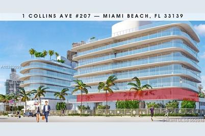 1 Collins Ave #207 - Photo 1