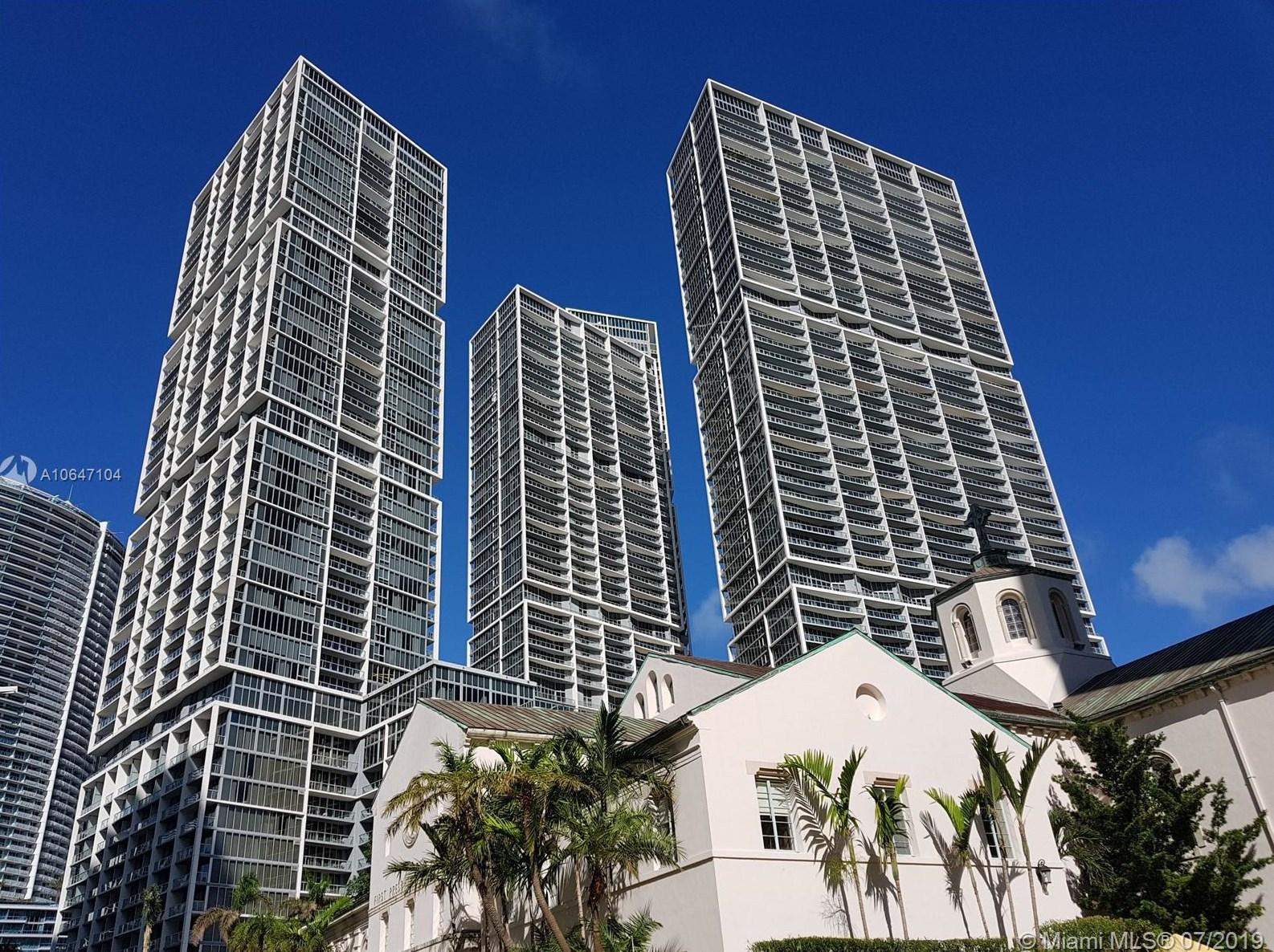 495 Brickell Ave #607, Miami, FL 33131