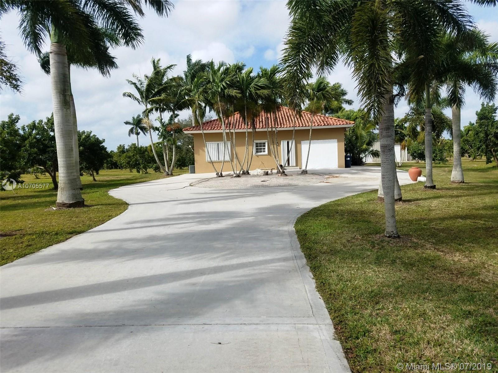 20200 SW 280 St Incl Utili #Guest house, Homestead, FL 33031 - MLS  A10705577 - Coldwell Banker