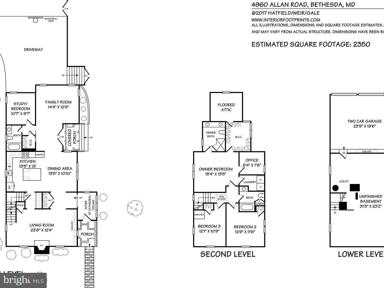 4960 Allan Rd Bethesda Md 20816 Mls 1002536685 Coldwell Banker Basketball Hoop Dimensions Diagram