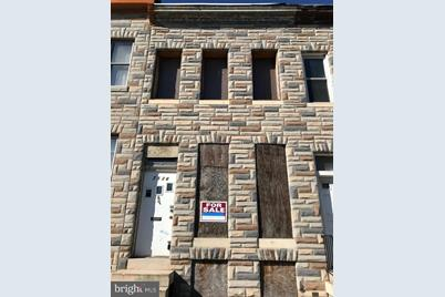 2536 Frederick Ave Baltimore Md 21223 Mls Mdba302462 Coldwell