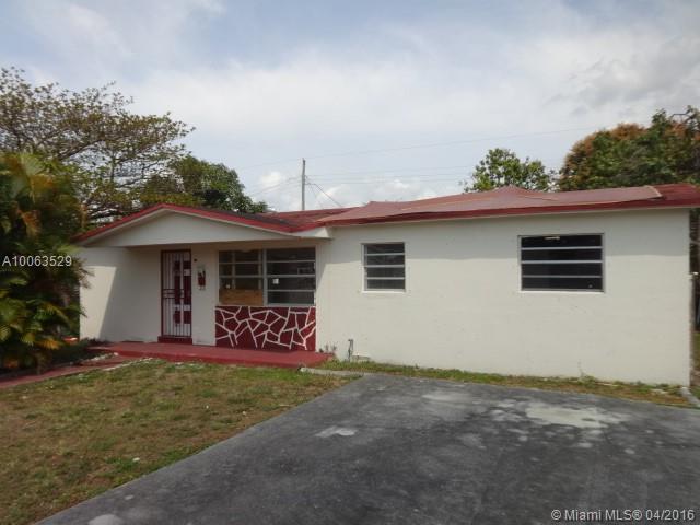 4715 Nw 169th St Miami Gardens Fl 33055 Mls A10063529