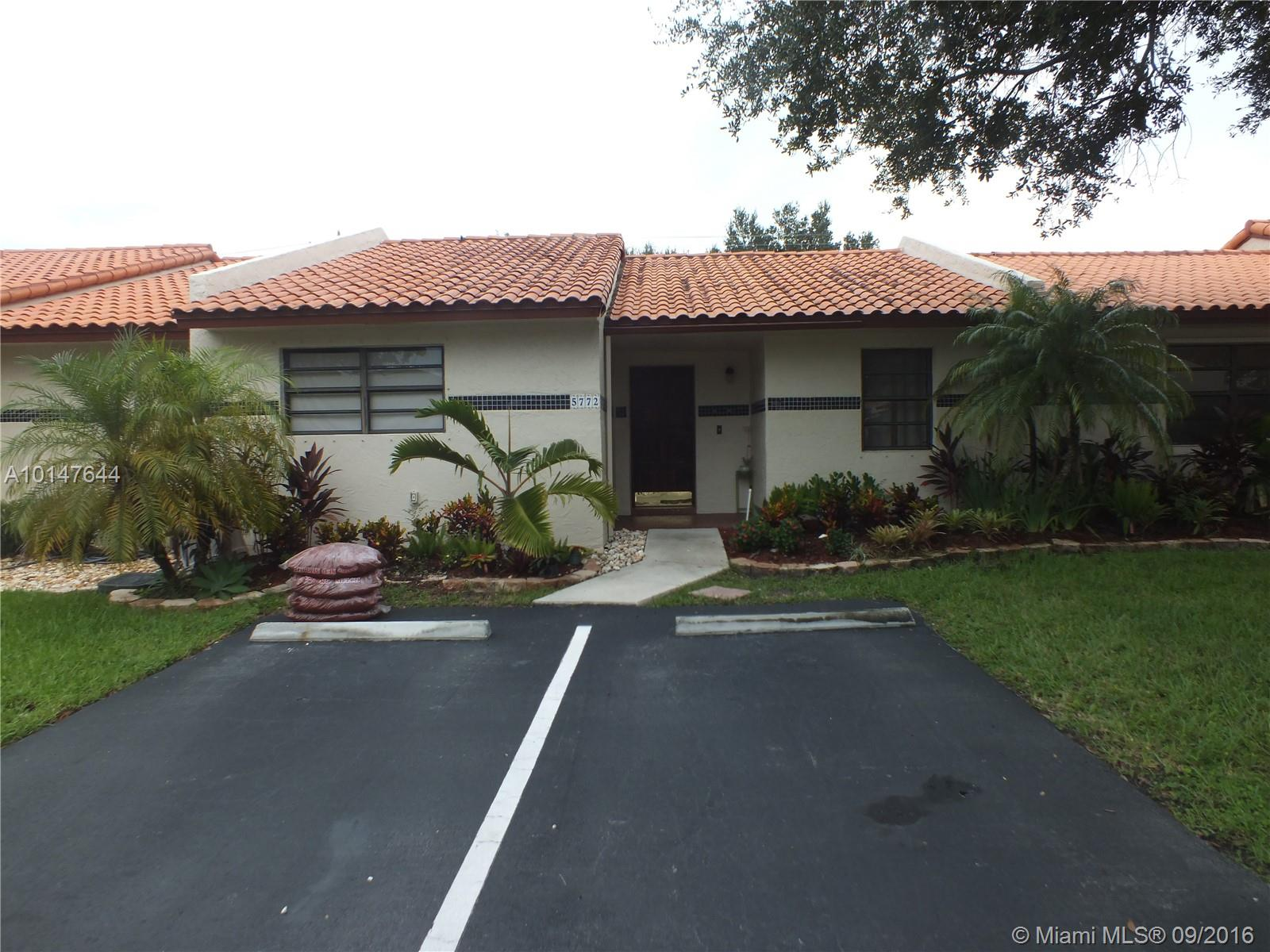 5772 sw 112th ter unit 5772 cooper city fl 33330 mls for 11263 sw 112 terrace