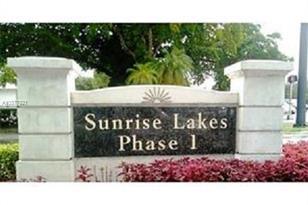 3071 E Sunrise Lakes Dr E #110 - Photo 1