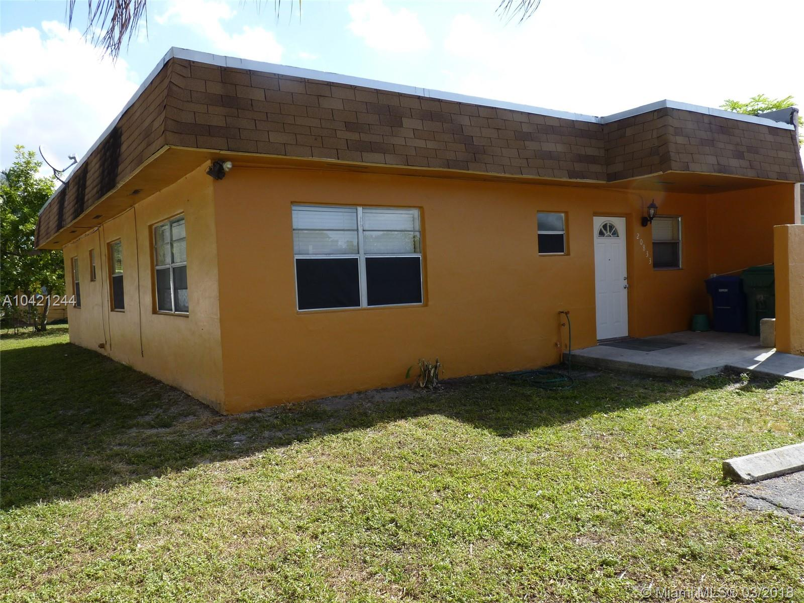 20833 NW 25th Ave #20833, Miami Gardens, FL 33056 - MLS A10421244 ...