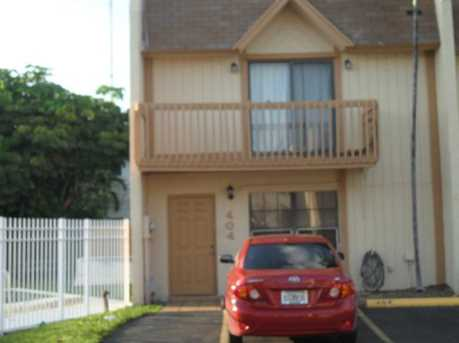 3900 SW 52nd Av Unit #404 - Photo 1