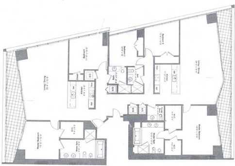 465  Brickell Av Unit #4001/2 - Photo 1