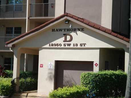 12950 SW 13th St Unit #d409 - Photo 1