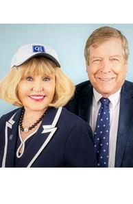 Irene Chandler and Jim Shultz