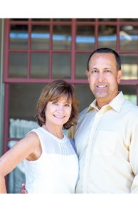 Mike and Sandy Rostad