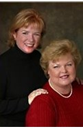 Kathy and Colleen